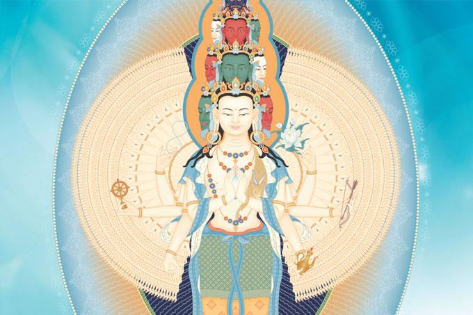1000-armiger Avalokiteshvara