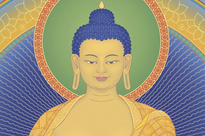 Gebete an Buddha