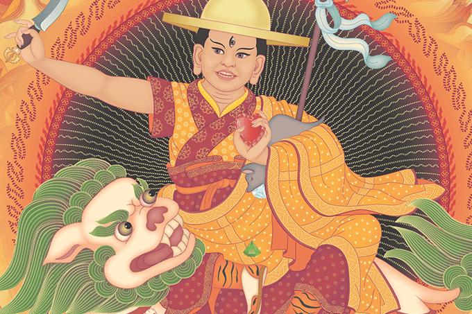 Dorje Shugden Workshop
