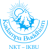 Logo Kadampa Buddhismus