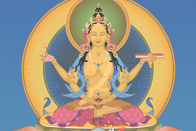 Prajnaparamita Ermächtigung