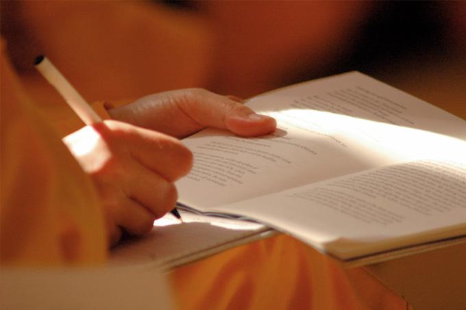 Buddhismus studieren